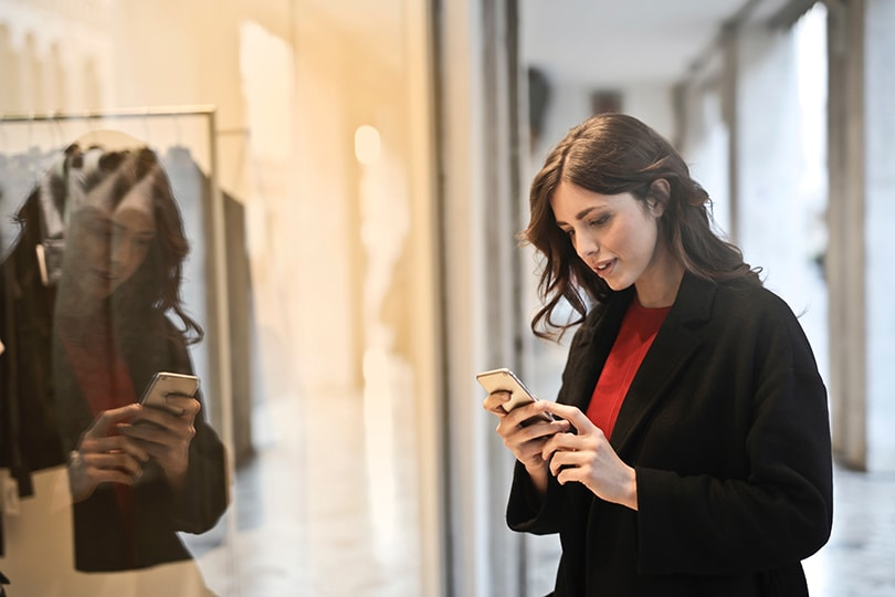 Can mobile solutions completely change the way we shop?