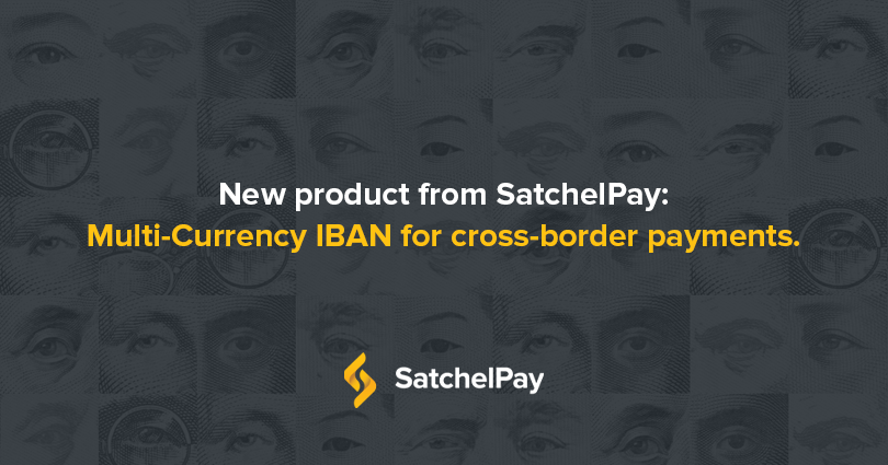 Multi-Currency IBAN for cross-border payments