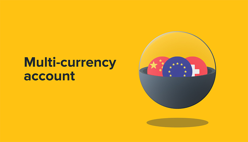 How to benefit from a multi-currency account