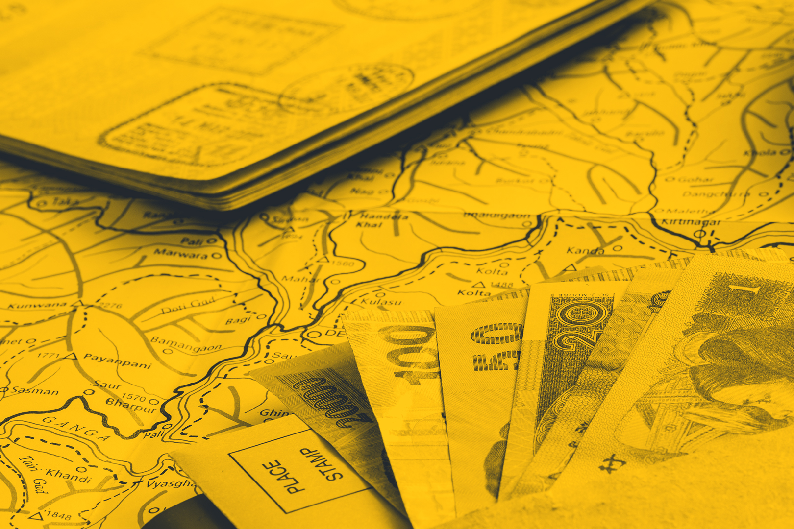 The Optimal Banking for Frequent International Travelers