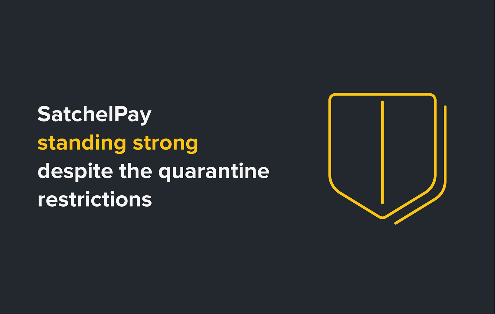 SatchelPay standing strong despite the quarantine restrictions