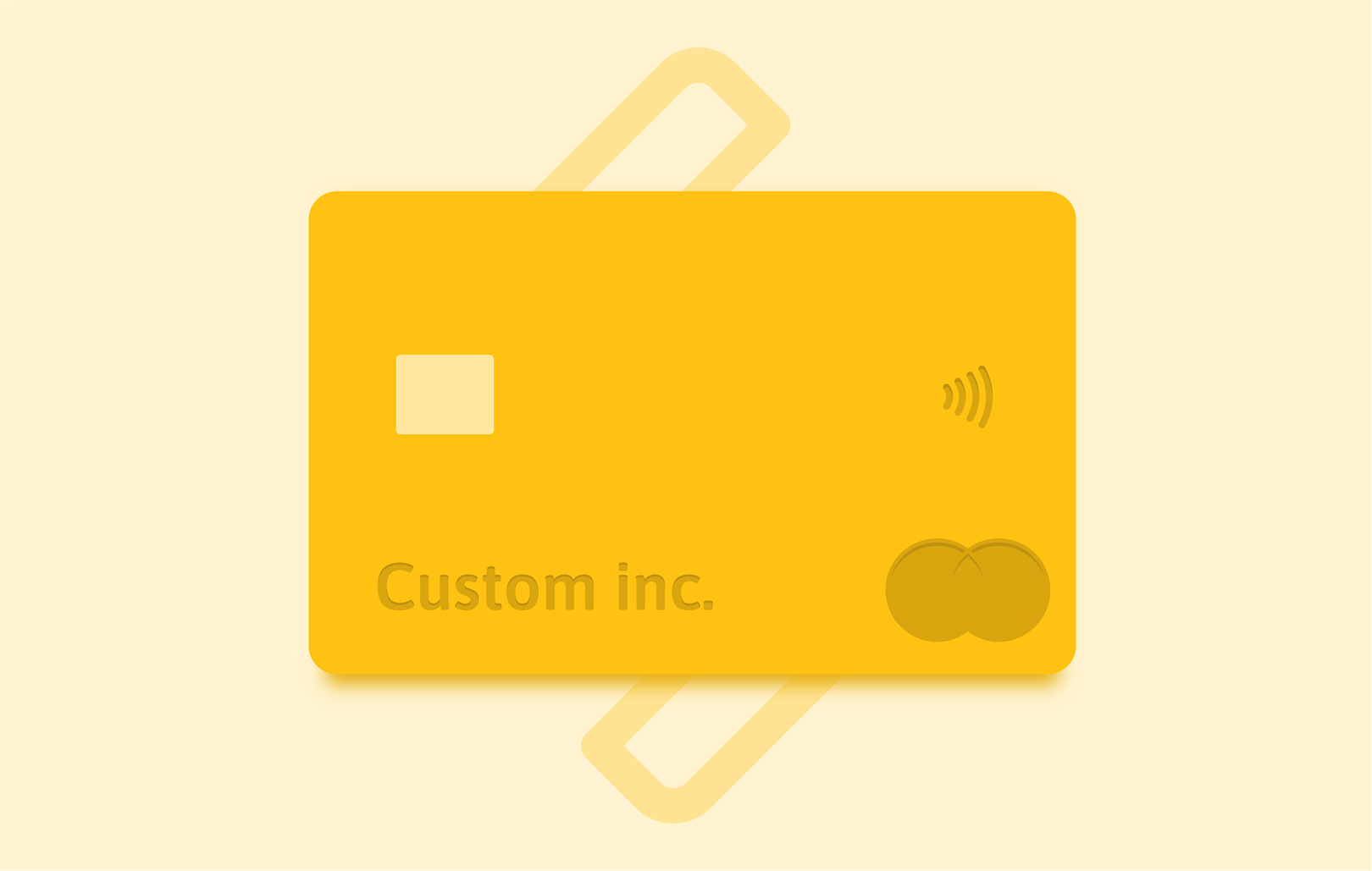 Branded Payment Cards in Your Corporate Design
