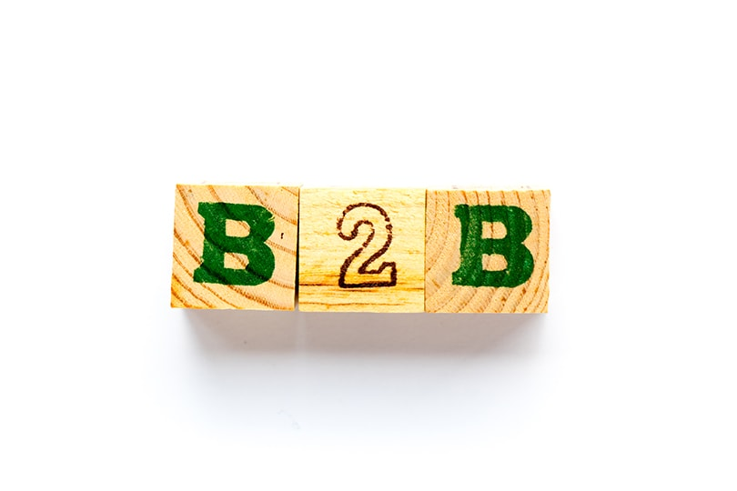 Transformations in B2B payments area